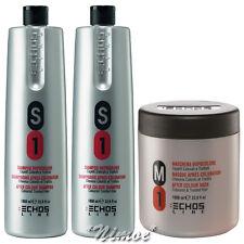 After Colour KitMax S M 1 Echos Line ® 2 x 1Lt Shampoo + Mask 1Lt Coloured Hair