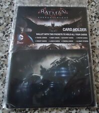 ' BATMAN ARKHAM KNIGHT '  CARD HOLDER.