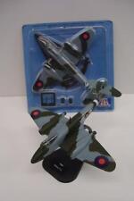 DIECAST MODEL PLANE- GLOSTER METEOR RAF - SCALE 1:100 - ITALERI - LOOK !!!
