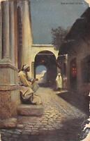 uk33412 rue an clair de lune egypt thebes africa