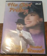 His Girl Friday, DVD, 2004