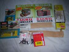 New listingMetcalfe Model Railway Kits - And Other Useful Items