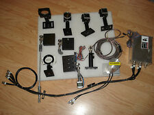 (One lot) NEWPORT / THORLABS  Linear Stage  w/ Accessory  (Free shipping)