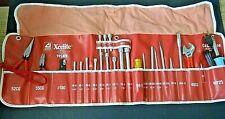 Xcelite 99SMW Service Tool Kit Screw/Nut Driver Soldering Iron Wire Stripper NOS