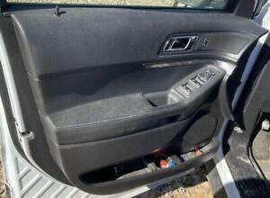 EXPLORER  2014 Driver Left Front Door Trim Panel 1130730