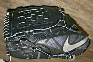 New Nike BSBL Hyperfuse Elite Pro MVP 12.00 LHT Black Baseball Glove PBF312-010