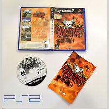 [ PS2 ] Dirt Track Devils PAL Usato Con Manuale Ottimo