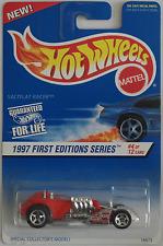 Hot Wheels - Saltflat Racer rot Neu/OVP US-Card