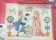 Romeo & Juliet Cross Stitch Chart - Karen Brittan #22-96