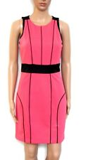 FOREVER NEW, coral pink sheath dress, sz. 10, for all seasons wear