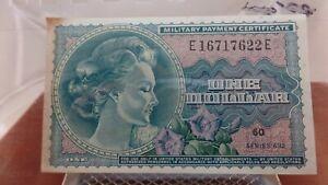 SERIES 692 1968  $1 MPC UNITED STATES CRISP