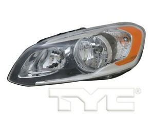 TYC Left Side Halogen Headlight Assembly For Volvo XC60 2014-2016 Models