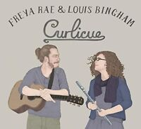 Freya Rae And Louis Bingham - Curlicue [CD]
