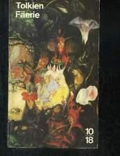Livres de fiction Le Seigneur des anneaux en poche