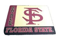 Fsu vintage collectible  computer Mouse Pad Florida State University football