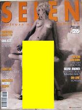 SELEN 26 1997 cultura e fumetti Trevor Watson Selen