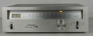Tuner stéréophonique vintage  Pioneer TX-5500 II