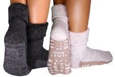 ABS Anti Rutsch Socken Noppensocken Stoppersocken mit Alpaka Wolle Damen Herren