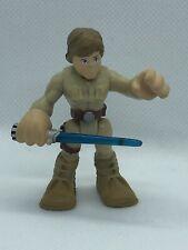 🔥Playskool Star Wars Galactic Heroes Luke Skywalker A New Hope RARE NEW