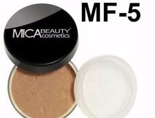 Mica Beauty Mineral Foundation MF- 5 Cappuccino