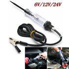 Car Voltage Circuit Fuse Tester Pen 6-24V DC System Probe Pencil Test Lightsnew