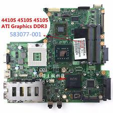 583077-001 for HP PROBOOK 4411S 4510S 4710S motherboard,ATI Graphics,DDR3,GradeA