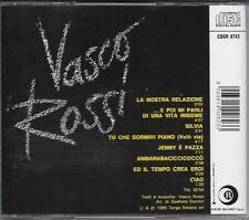 """VASCO ROSSI - RARO CD CDOR """" ... MA COSA VUOI CHE SIA UNA CANZONE """""""
