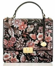 ❤BRAHMIN CECELIA SATCHEL BOHEMIA WALLET FLORAL LEATHER ~ GABRIELLA TOP HANDLE❤