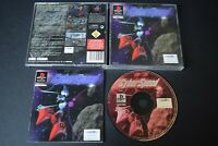 Cyber Speed PlayStation One PS1 Good Condition Manual Included UK PAL