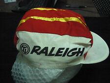 Vintage TI - Raleigh cycling cap cotton retro classic pro team NOS