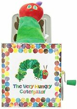 Kids Preferred The World of Eric Carle The Very Hungry Caterpillar Toy, Jack in