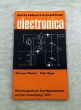Elektrotechnik DDR Sammlerobjekte