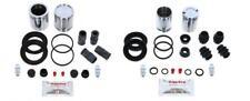 for VW BORA 1998-2005 FRONT & REAR Complete Brake Caliper Repair Kit (*FK31)