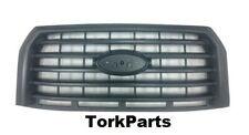 Brand New Primed Grille Fits: Ford F150 2015 2016 2017 FO1200581