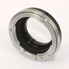 Leica M Voigtlander Bessa Raccordo a obiettivo Pentax K adapter lens 6 Bit- 5166