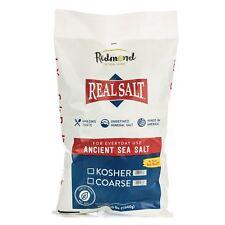 Redmond Real Salt, Kosher Salt, 25 Pound Bag