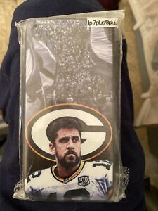 Green Bay Packers Aaron Rogers I-Phone 7 Plus/8 Plus Case New NFL