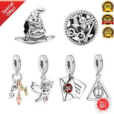 New Harry Potter Collection Charms Authentic 925 Sterling Silver charm Hot Sale