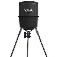 New Wildgame Innovations Quick Set 225 LB Tripod Game Feeder W225D