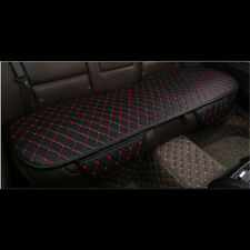 Universal Rear Back Car Seat Cover Protector PU Leather Mat Auto Chair Cushion
