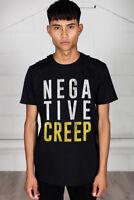 Official Nirvana Negative Creep Unisex T-Shirt Nevermind Cobain Bleach In Utero