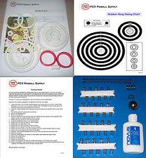 1975 Chicago Coin Blue Max Pinball Machine Tune-up Kit