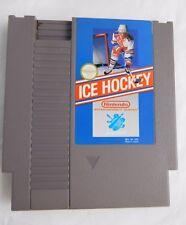 Ice Hockey Nintendo NES Video Game Cartridge CLEANED & TESTED