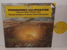 2532 022 Tchaikovsky 1812 Capriccio Italien Marche Slave Chicago Sym Barenboim