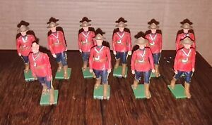 Britains eyes right Canadian mounties 1/32