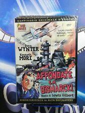Affondate la Bismarck - dvd - nuovo*A&R*