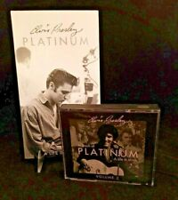 "Elvis Presley - Platinum ""A Life In Music""  Volume 1 & 2 (CD) 1997/98"