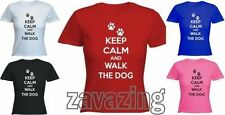 Dogs Crew Neck Singlepack T-Shirts for Women
