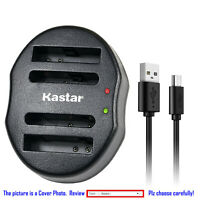 Kastar Battery Dual Charger for Nikon EN-EL19 Nikon Coolpix S4300 Coolpix S4400
