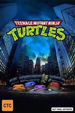 Teenage Mutant Ninja Turtles - The Original Movie (DVD, 2011)